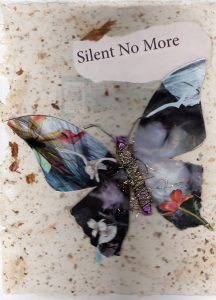 Claire OLeary_Silent No More cover