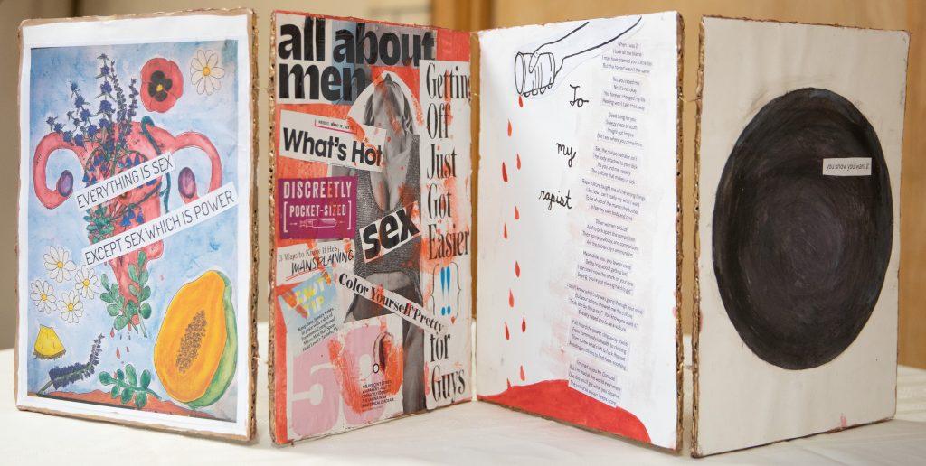 Dru Cowan, Artist Book: A Personal History of Power (Side 2)